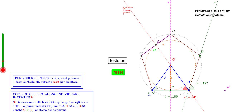 per variare le dimensioni spostare il punto B-agg.to 18.3.2021 Premi Invio per avviare l'attività