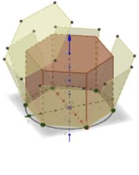 Prisma Regular Centrado