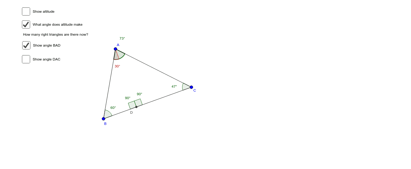 Angle sum property - Angle sum property proof Press Enter to start activity