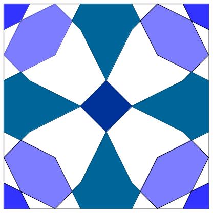 Spejlingsmønster 1