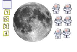 Astronautas al planeta