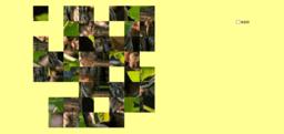 Puzzle sowa 2
