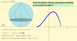 Applets para Matemáticas en Bachillerato