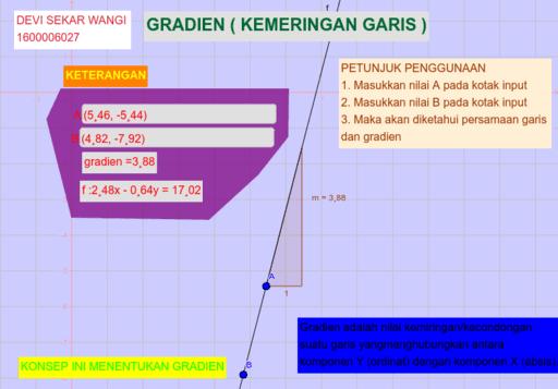 Gradien geogebra ccuart Images