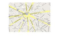 Mäta vinklar på karta