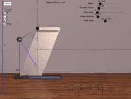The Elliptic Integral: A simple pendulum