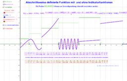 abschnittsweise definierte Funktion