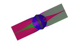 3D giunto per tubi