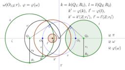 Теорема 7. за инверсията