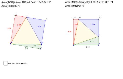 Law Of Cotangents Geogebra