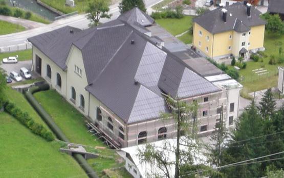 Kraftwerk Steeg