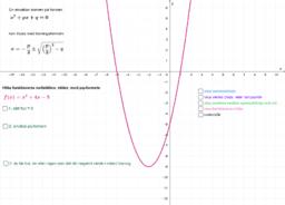 andragradsfunktion pq-formeln