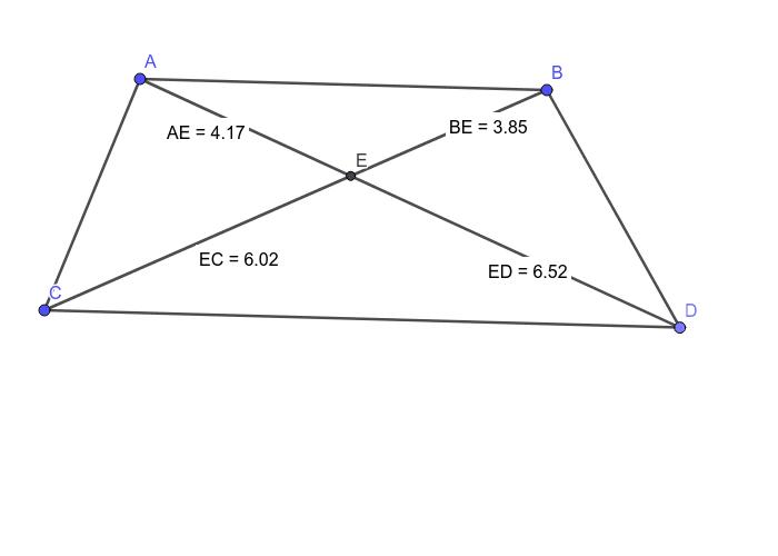 Trapezoid-Diagonals