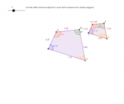 Similar Polygons Activity