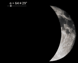 Moon Phases Animation