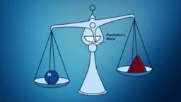 Gewichtskraft und Masse
