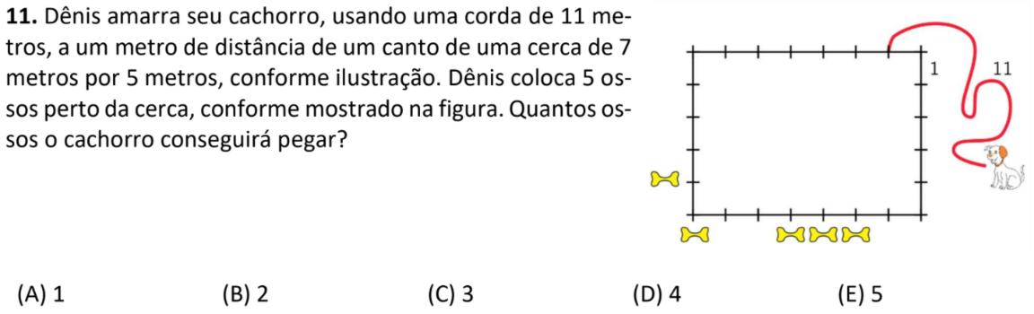 Questão 11 (Enunciado)