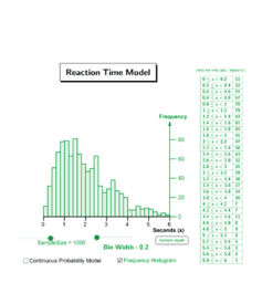 Reaction Time Model