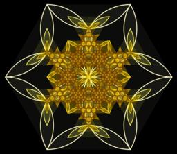 Arc Hex Fractal 2