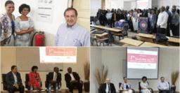 Instalação do Instituto GeoGebra na Universidade Pedagógica - Moçambique
