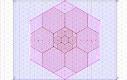 Isometric Hexagons, Diamonds, Cubes