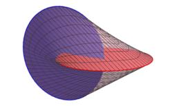 올로이드(Oloid) 곡면 만들기
