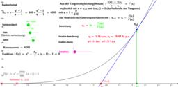Newtonverfahren zur Renditeberechnung
