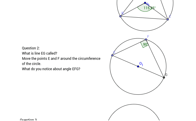 Discovering Circle Theorems