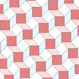 Animationen von Rauten und Quadraten