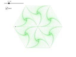 combining spirals