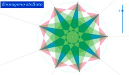 Ennagono stellato