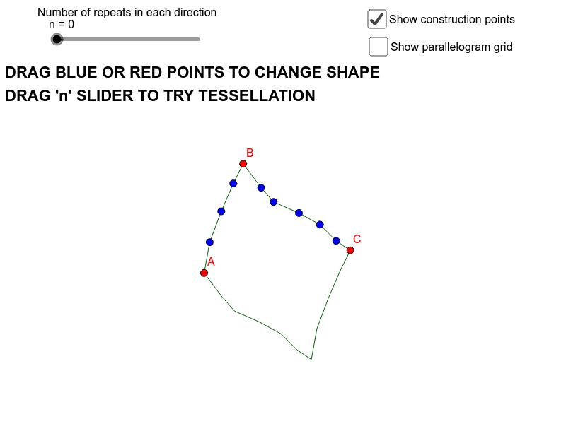 Parallelogram Tessellation