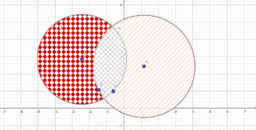 Demo: how to shade regions (by Mathmagic)