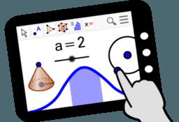 Desenvolupem la competência matemática amb Geogebra
