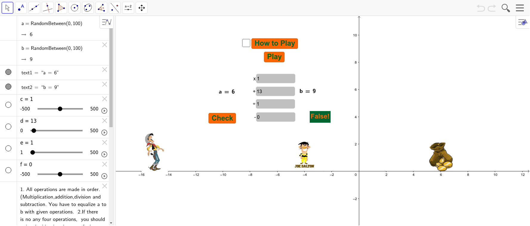 game characters Press Enter to start activity
