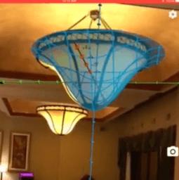 ATMNE18 Hotel Lighting: More GeoGebra Augmented Reality Demos