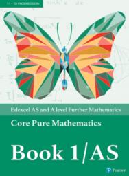 Pearson Maths A level Core Pure 1