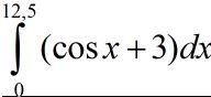 SVILUPPARE IL PROCEDIMENTO RISOLUTIVO (2).  Prosegui determinando la misura dell'area dell'aiuola. Risolvi l'integrale definito