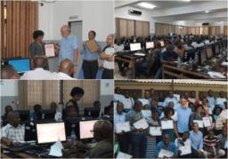 Formação de Professores em GeoGebra na Zambézia