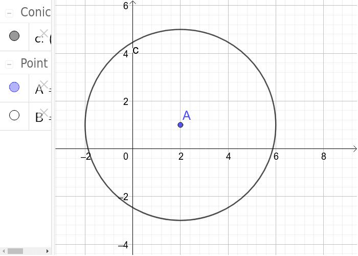 Hausaufgabe Kreis Nr 2 Drücke die Eingabetaste um die Aktivität zu starten