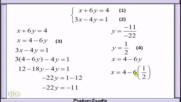 Imagen: sustitución de variables