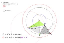 三同心圓上的正三角形