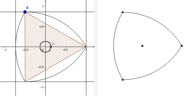 Reuleaux Triangle – GeoGebra