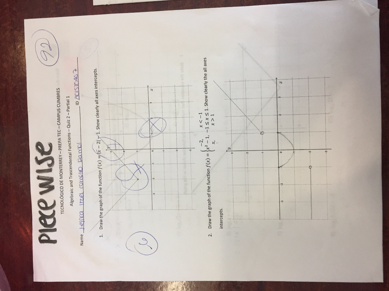 Quiz 2 Partial1