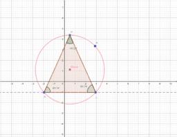 Ceuta, problema 5: Maximizando superficies de triángulos