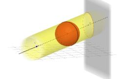Der Schatten einer Kugel - Parallelprojektion