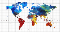 Stundenplanung Koordinatensysteme