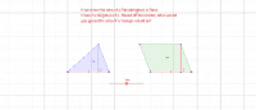 Triangle and Parallelogram Area