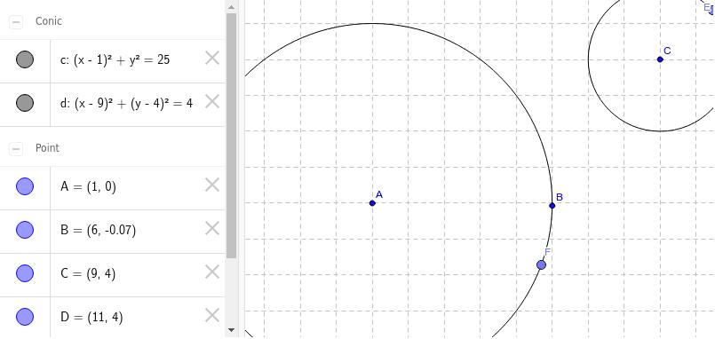 Circunferencias Presiona Intro para comenzar la actividad