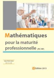Mathématiques pour la maturité professionelle